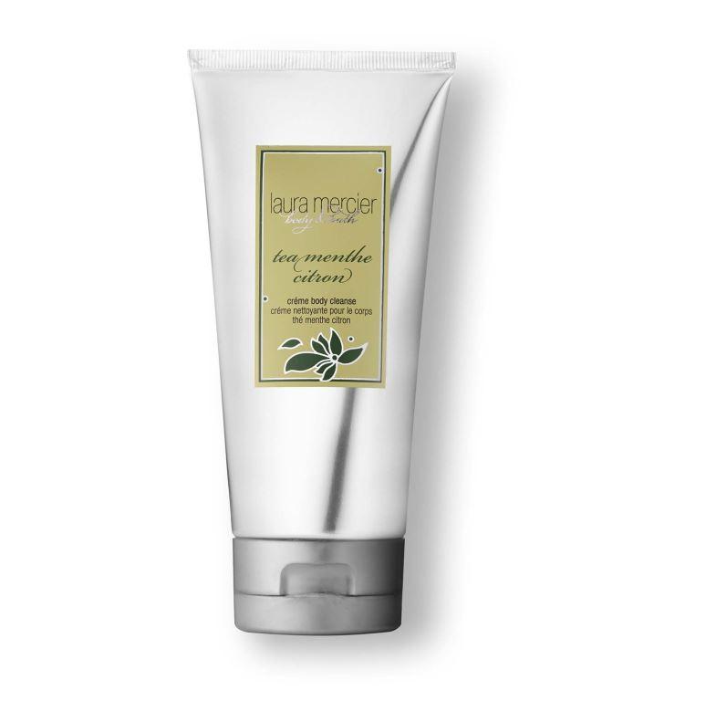 Laura Mercier Tea Menthe Citron Crème Body Cleanse  AED 138