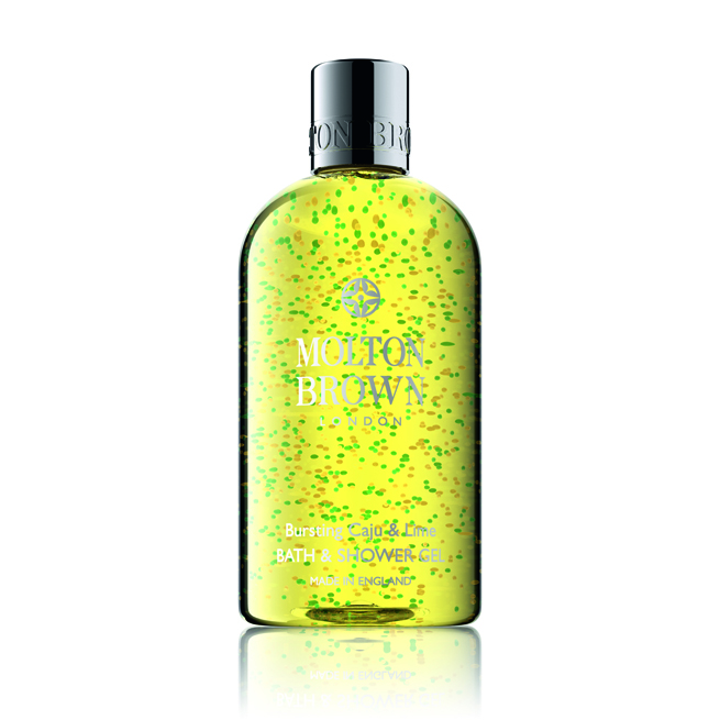 BURSTING CAJU & LIME - 300ML-BODY WASH